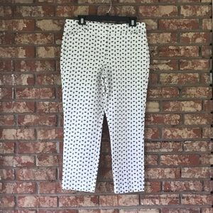 Ann Taylor Signature Cropped Pants